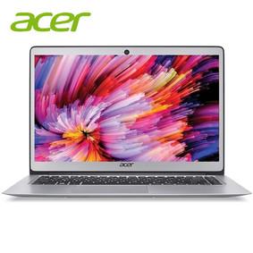 【新品上市】宏碁 Acer SF314-51-5395 14英寸简约时尚本 酷炫银